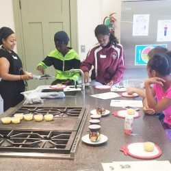 Baking With A Purpose - October 2016 Class