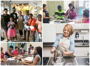 KD's NOLA Treats sponsors free baking classes to kids, known as Baking with a Purpose