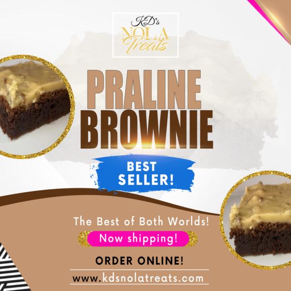 Praline Brownie