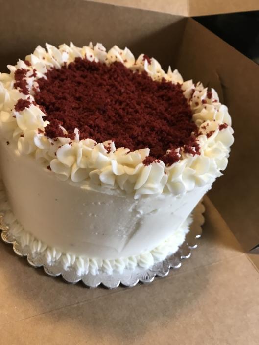 Red Velvet Small Cake