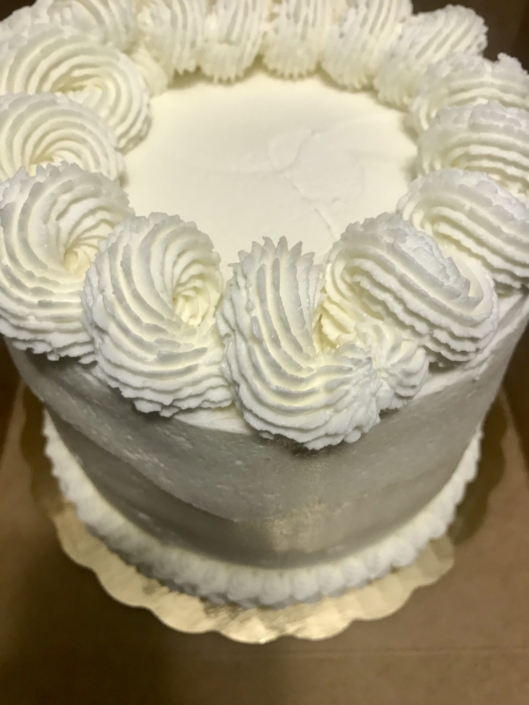 Almond Small Cake