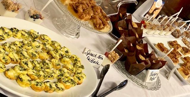 KD's NOLA Treats Breakfast Catering