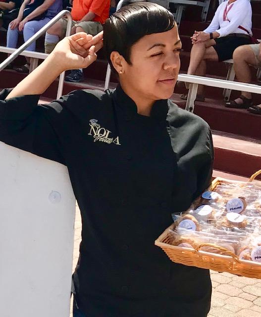 Kim Dejan, Owner of KD'S NOLA TREATS