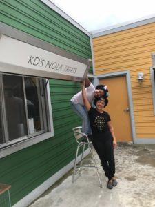 KD's NOLA Treats at Roux Carre