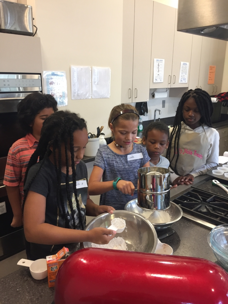 Baking With A Purpose