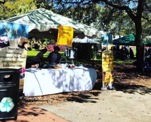 KD's NOLA Treats at Audubon Soul Fest