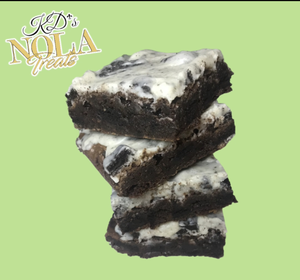 KD's Cookies & Cream Brownie