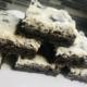 Whites chocolate OREO Cookie BROWNIE