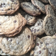 New Orleans Catering Delivery Vegan Chocolate Chip Cookies