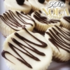 Mini cheesecakes with Chocolate Ganache New Orleans Dessert Caterer