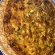 New Orleans Crawfish Pie