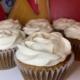 KD's NOLA Treats Sweet Potato Cupcake