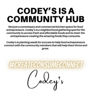 DONATE TO CODEY'S!