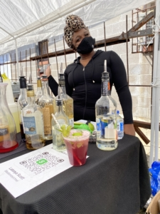Chanel, Owner of Libations By L. Ch'nel, LLC