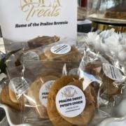 Praline sweet potato cookies by KD's NOLA TREATS