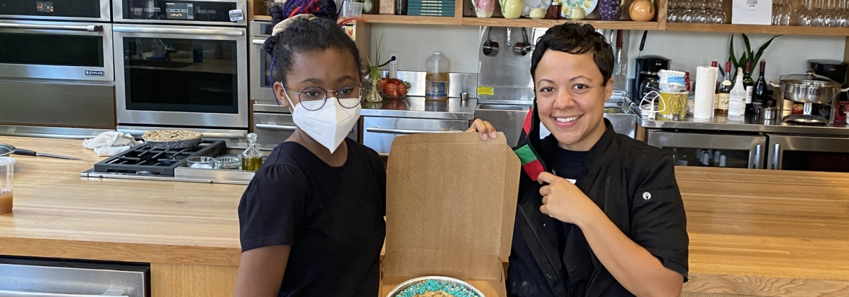 Baking with a Purpose at Southern Food and Beverage