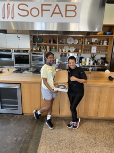 Baking with a Purpose at the Southern Food and Beverage Museum